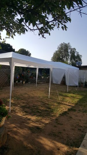 Gazebo wedding tent (30×10 feets) for Sale in Riverside, CA