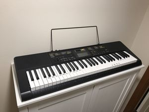 Casio keyboard piano for Sale in Poulsbo, WA