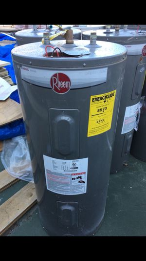 Electric water heater for Sale in San Marcos, CA
