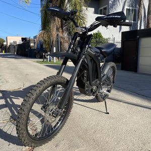Sur-ron X Black Edition 2020 for Sale in Marina del Rey, CA