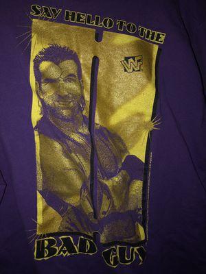 Used, 1993 VINTAGE WWF/WWE RAZOR RAMON T-SHIRT SIZE MENS XL WCW/NWO/ECW SCOTT HALL for Sale for sale  Redlands, CA