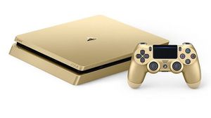 Ps4 slim gold for Sale in Portland, OR
