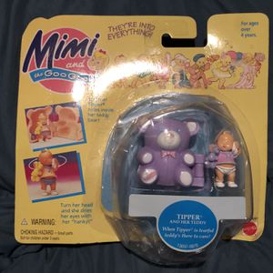 Mimi And The Goo Goo's Vintage Collectible Toy for Sale in Los Angeles, CA