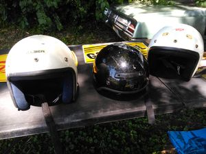 MOTORCYCLE HELMETS. READ DETAILS for Sale in St. Louis, MO
