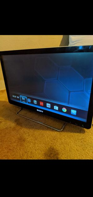 Beautiful Sony desktop computer with wireless mouse and keyboard can ports used as a TV also has HDMI ports for Sale in Lakeland, FL
