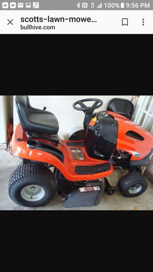 Riding lawn mower for Sale in Passaic, NJ