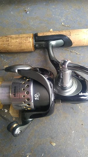 Really nice used fishing reels and rods for Sale in Gallatin, TN