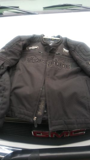 Scorpion racing motorcycle jacket. Size extra large for Sale in Puyallup, WA