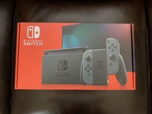 Nintendo Switch Gray Joycons for Sale in Arlington, TX