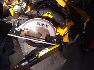 DeWalt skill saw 18v cordless for Sale in Salt Lake City, UT