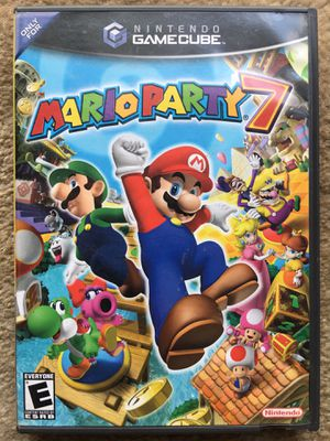 Mario Party 7 (Gamecube) for Sale in Fairfax, VA
