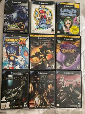 Gamecube Games for Sale in Tampa, FL