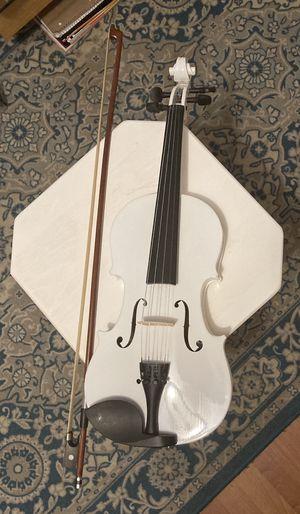 White Violin (Brand New) for Sale in Glenarden, MD