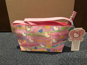 NWT Hello Kitty Purse or Hat for Sale in Lakewood, CO
