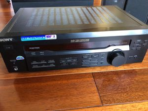 Sony Receiver / Speaker for Sale in Lemont, IL