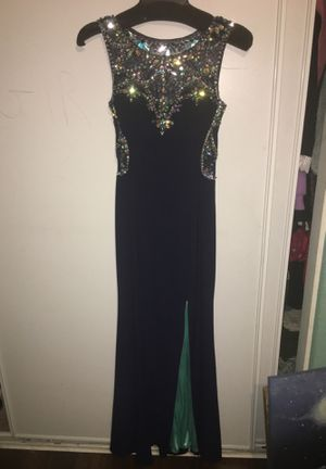 Navy Blue Prom Dress for Sale in Beaumont, CA