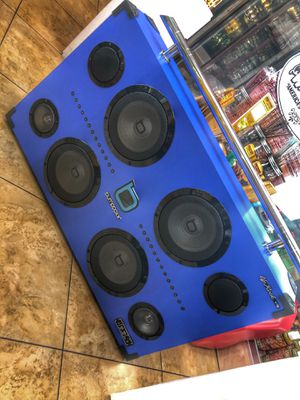 Bumpboxx Uprock V1S for Sale in Long Beach, CA