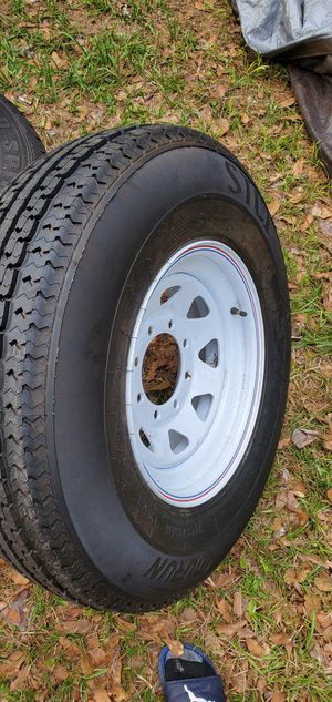 Trailer Wheel and Tire for Sale in Jacksonville, FL