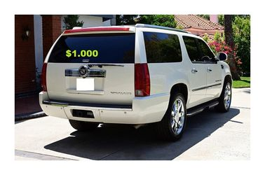 💚💝$10OO I sell URGENTLY my family car 2OO8 Cadillac Escalade Everything is working great! Runs great and fun to drive.🔑🔑 for Sale in Seattle,  WA