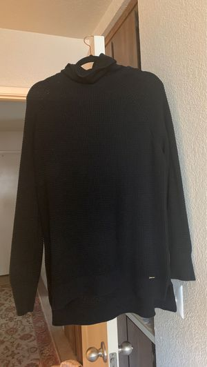 Michael Kors black turtleneck sweater for Sale in Fresno, CA