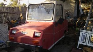 Sports writer antique golf cart for Sale in Fontana, CA