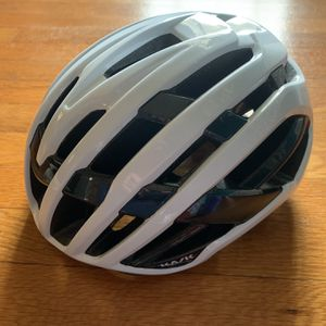 Kask Valegro Cycling Helmet White size Medium for Sale in Lancaster, PA