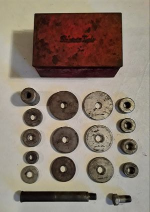 Snap On Tools A-14-1 Wheel Seal Driver 16 Piece Set with Original Box *Open to Trades* for Sale in Miramar, FL