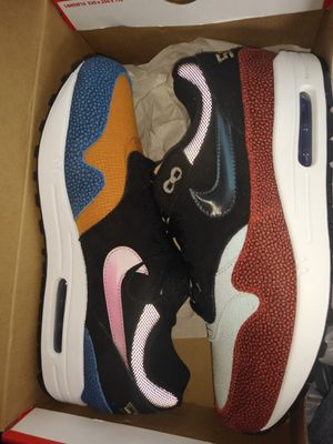 Air Max 1 Swipa The Fox De'aaron Fox limited edition SIZE 9M for Sale in Falls Church, VA