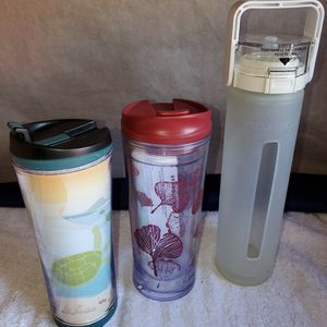 3 new Starbucks insulated travel cups & dozens more items posted here for Sale in Kirkland, WA