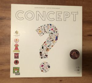 Concept board game for Sale in Seattle, WA