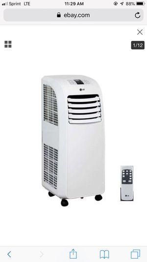 Lg portable air conditioner lp0815wnr for Sale in Pompano Beach, FL