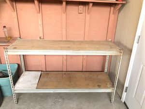 Metal Shelving Unit Rack for Sale for Sale in Fresno, CA