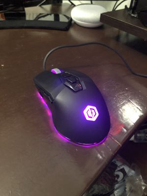 Multicolored gaming mouse. for Sale in Port St. Lucie, FL