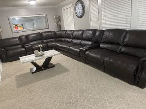 (Sectional Couch/Leather couch's) PLEASE READ THE DESCRIPTION for Sale in Nashville, TN