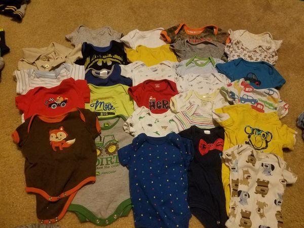 0-3 months boy clothes