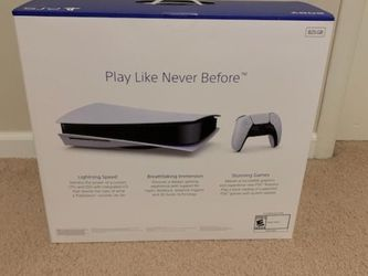 PS5 DISC BUNDLE for Sale in Humble,  TX