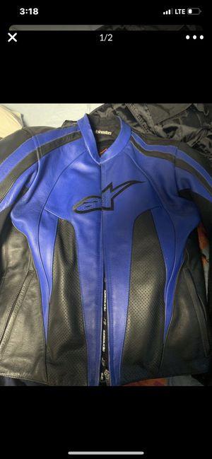 Alpine stars motorcycle jacket for Sale in Elmhurst, IL