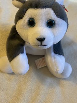 Nanook the Husky Beanie baby for Sale in Morgan Hill,  CA