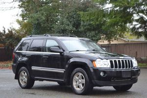 2005 Jeep Grand Cherokee for Sale in Tacoma, WA