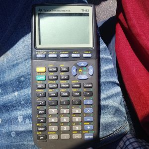 Texas Instruments Ti-83 Plus Graphing Calculator for Sale in West Sacramento, CA