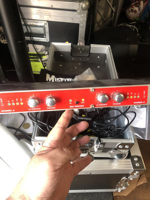 Sonic Maximizer. Dj equipment. Party lights. Audio. BBE. for Sale in San Dimas, CA