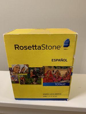 Rosetta Stone (Spanish) for Sale in Kailua, HI