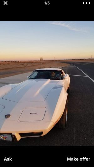 1978 Chevy Corvette 25th Anniversary Model for Sale in Queen Creek, AZ