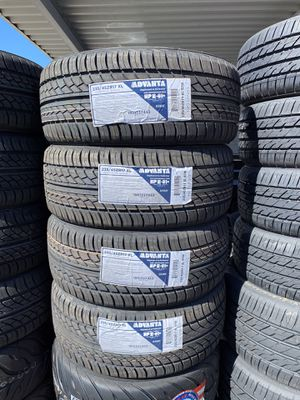 225/45R17 SET OF 4 NEW TIRES ON SALE 💰WE FINANCE NO CREDIT NEEDED for Sale in Lafayette, CA