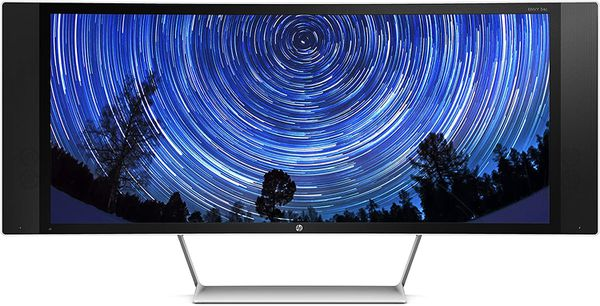 HP Envy 34c Curved Monitor