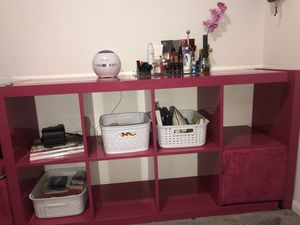 IKEA Pink Desk/Dresser for Sale in Fremont, CA