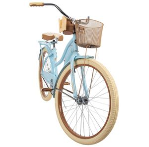 """Huffy 26"""" Womens Nel Lusso Cruiser Bike with Perfect Fit Frame, Blue for Sale in Wynnewood, PA"""