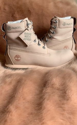 Timberlands Pink Rebotl Waterproof Boot for Sale in South Euclid, OH