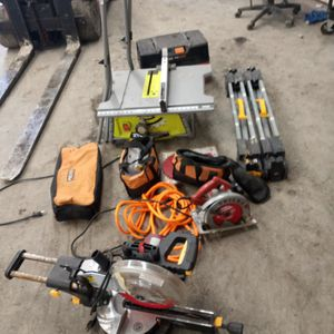 Saws Skill Saws Table Saw Vacuum Blades for Sale in Portland, OR