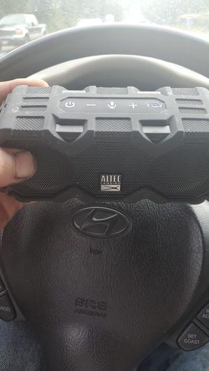 Altec bluetooth speaker for Sale in Bremerton, WA